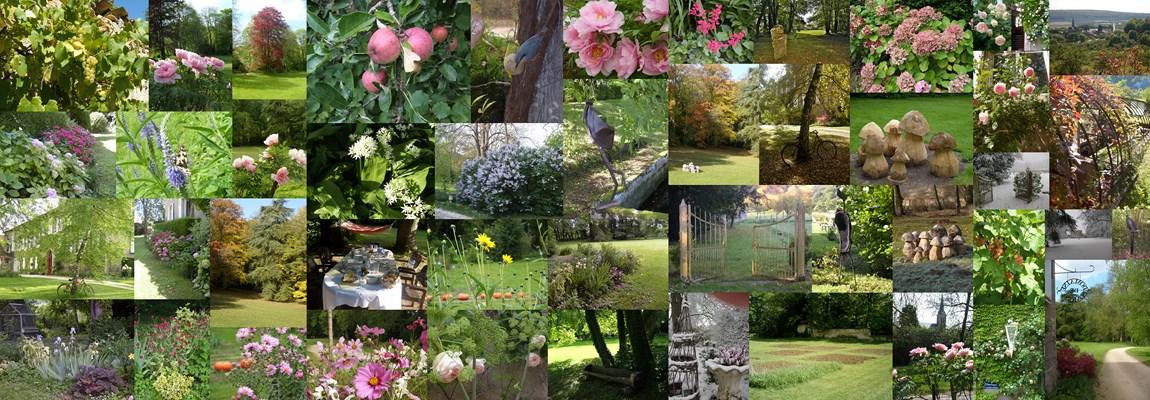 Parc & jardin du Domaine de Pomone